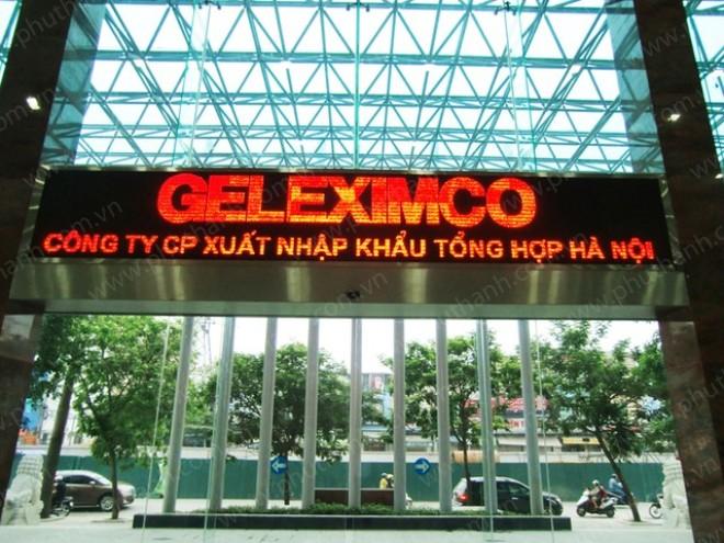 Thành lập công ty sản xuất bao bì của Geleximco và NHP